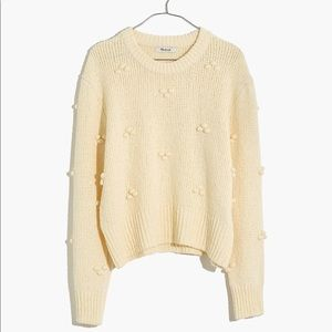 NWT Madewell Bobble Sweater